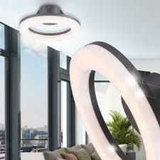 Globo LED Außenleuchte Aluminium dunkel grau Durchmesser 25 cm
