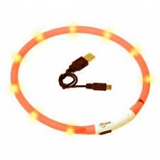 Visio Light LED Schlauchhalsband