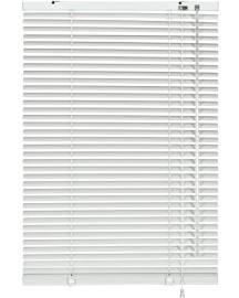 Aluminium Jalousie 25mm weiß 60x175cm
