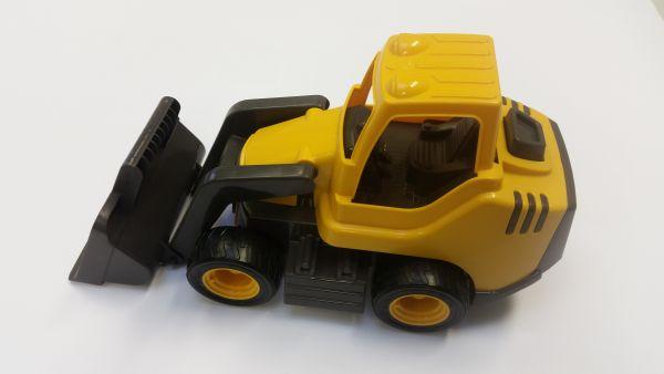 Kunststoff Radlader Spielzeug Kinder