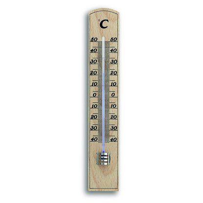 Holzthermometer