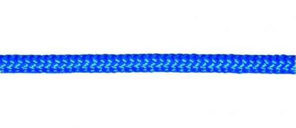 PP-Seil 16-fach geflochten, blau