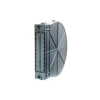 Schellenberg Mauerkastem PVC Maxi schwarz Lochabstand 10,5 cm