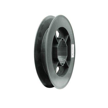 Schellenberg PVC Gurtscheibe Maxi schwarz Durchmesser 17 cm