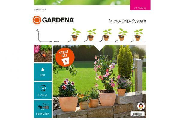 Gardena MDS Start-Set Pflanztöpfe S