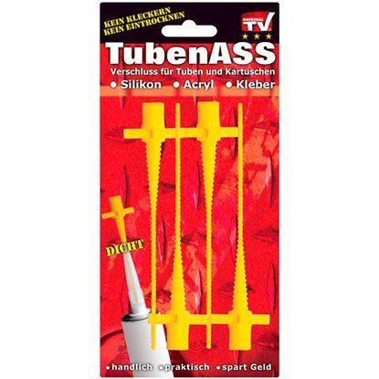 Verschluss von Tuben Tubenass