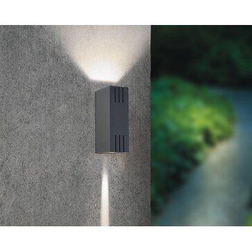 LED-Außenwandleuchte Laveno EEK: A-A++