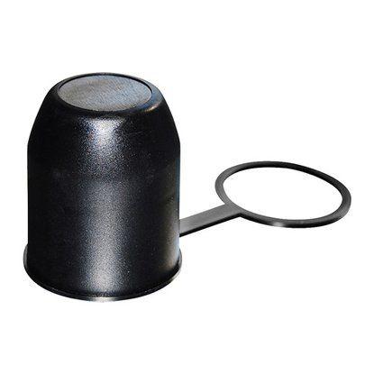 Kupplungsschutzkappe mit Schlaufe schwarz